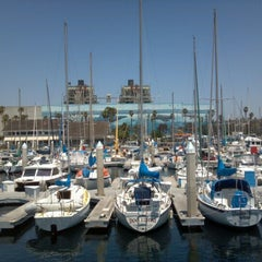 Photo taken at Redondo Beach Marina by Ijaz A. on 6/11/2012