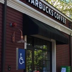 Photo taken at Starbucks by SueBDo on 4/28/2012