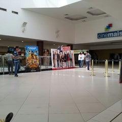 Photo taken at Cinemais by Vitor B. on 4/15/2012