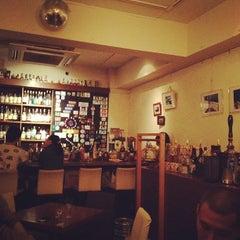 Photo taken at bar cacoi by masa_xxx (. on 5/13/2012