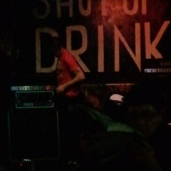 Photo taken at Double Down Saloon by emelia f. on 4/13/2012