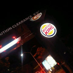 Photo taken at Burger King by Quincy T. on 7/31/2012
