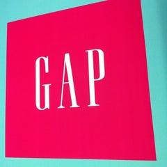Photo taken at Gap by DF (Duane) H. on 7/26/2012