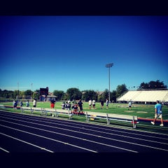 Photo taken at Naperville North High School by Jim L. on 8/5/2012