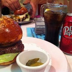 Photo taken at BIG BEN Diner by konspo on 7/21/2012