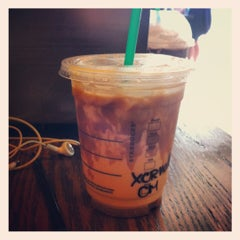 Photo taken at Starbucks by Shannon M. on 3/5/2012