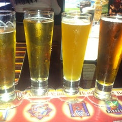 Photo taken at BJ's Restaurant and Brewhouse by DeDee on 6/1/2012