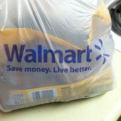 Photo taken at Walmart Supercenter by Tvo T. on 5/6/2012