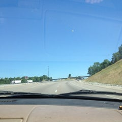 Photo taken at Interstate 75 by Whitney K. on 6/26/2012