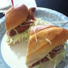 Photo taken at Scaperrotta's Deli by Cowin M. on 3/18/2012