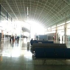 Photo taken at Aeropuerto de Fuerteventura (FUE) by Javier L. on 7/18/2012