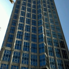 Photo taken at SunTrust Financial Centre by Mike R. on 5/18/2012