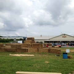 Photo taken at Flinchbaugh's Orchard and Market by Brian F. on 7/27/2012