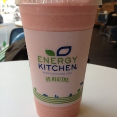 Photo taken at Energy Kitchen by Michael C. on 7/7/2012