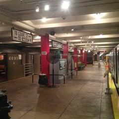 Photo taken at New York Transit Museum by Tai K. on 6/29/2012