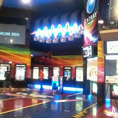 Photo taken at Cathay Cineplex by Charlie A. on 9/13/2012