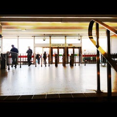 Photo taken at Christie Subway Station by Bào H. on 4/13/2012