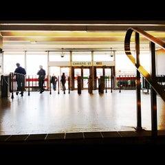Photo taken at Christie Subway Station by Alphonse H. on 4/13/2012