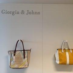 Photo taken at Giorgia & Johns by Valentina C. on 3/6/2012