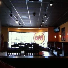 Photo taken at Moe's Southwest Grill by Rey D. on 8/11/2012
