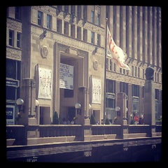 Photo taken at The Merchandise Mart by subbu a. on 5/24/2012