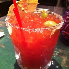 Photo taken at Taqueria Lower East Side by Brennen F. on 2/26/2012