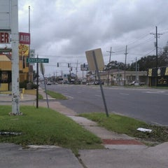 Photo taken at Airline Dr by Leah B. on 8/31/2012
