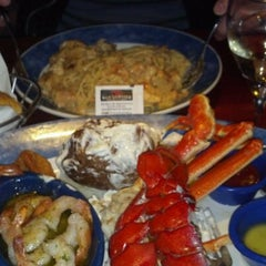 Photo taken at Red Lobster by Alfonso S. on 2/27/2012
