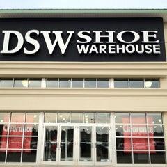 Photo taken at DSW Designer Shoe Warehouse by Dustin S. on 6/16/2012