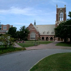 Photo taken at University of Richmond by Matt C. on 7/15/2012