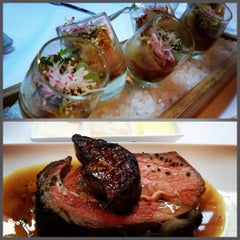 Photo taken at Alexander's Steakhouse by Jane N. on 6/25/2012