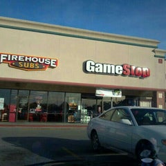 Photo taken at GameStop by Charlie D. on 6/29/2012