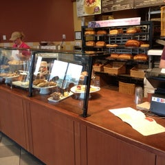 Photo taken at Panera Bread by Joe H. on 3/12/2012