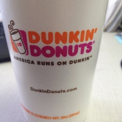 Photo taken at Dunkin Donuts by Mike C. on 4/25/2012