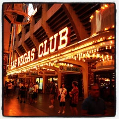 Photo taken at Las Vegas Club Hotel & Casino by Jay A. on 6/23/2012