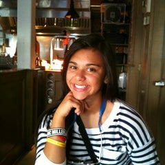 Photo taken at Hoplite Pub and Beer Garden by Hillary H. on 7/6/2012