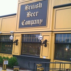 Photo taken at The British Beer Company by Ray E. on 8/5/2012