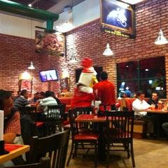 Photo taken at Las Alitas by Alejandro P. on 2/22/2012