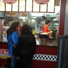 Photo taken at Checkers by Stevenson M. on 4/22/2012