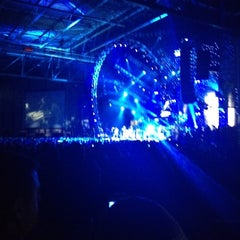 Photo taken at Aaron's Amphitheatre at Lakewood by Tyler T. on 5/13/2012