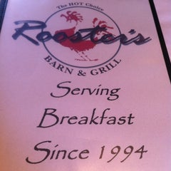 Photo taken at Rooster's Barn & Grill by Lenzlee R. on 2/25/2012