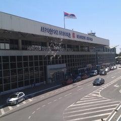 Photo taken at Nikola Tesla Airport (BEG) by Ильдар М. on 7/13/2012