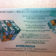 Photo taken at Interlingua by Jordi R. on 3/27/2012