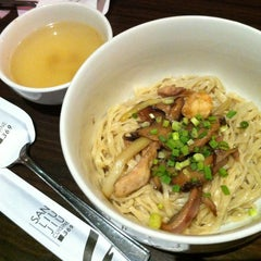 Photo taken at Depot 3.6.9 Shanghai Dumpling & Noodle by Fenny F. on 6/3/2012