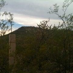 Photo taken at Tumamoc Hill by Petra Maria M. on 8/12/2012