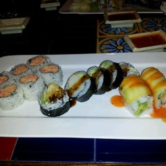 Photo taken at Sakura Japanese Restaurant by Calvin C. on 2/24/2012