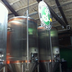 Photo taken at Brooklyn Brewery by Orie G. on 9/9/2012
