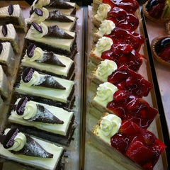 Photo taken at Patisserie Valerie by Alessia S. on 5/4/2012