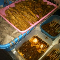 Photo taken at Angkringan pasar wage by indragt on 6/23/2012