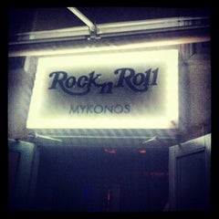 Photo taken at Rock n' Roll by Alexandros on 6/25/2012